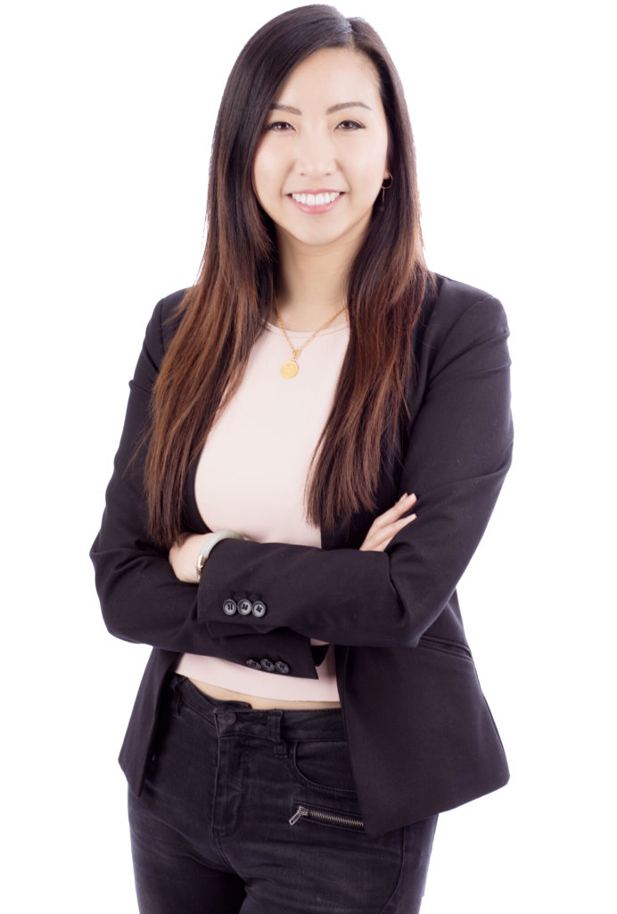 Realtor photo of Angel Wong with arms crossed